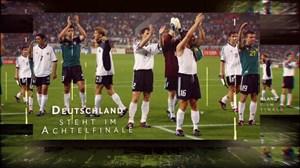 تیمملی آلمان در جامجهانی 2002 به روایت تصویر