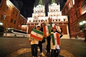 روسیه طرفدار ایران در جام جهانی
