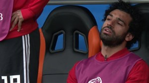 گل اول اروگوئه به مصر و افسوس صلاح (خیمنز)