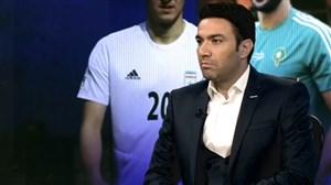 کارشناسی نیمه اول بازی ایران و مراکش با جواد نکونام و اتوئو