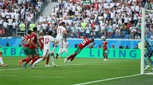 گل ایران در تاریخ جام جهانی ثبت شد