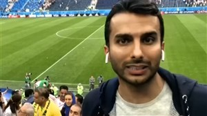 حال و هوای استادیوم پس از برد شیرین ایران مقابل مراکش