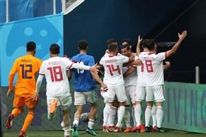 شجاعان آسیا لقب رسانه ها به تیم ملی