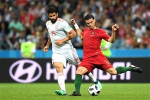 برندگان و بازندگان جدال تماشایی پرتغال و اسپانیا!