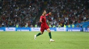 گزارش بازی اسپانیا- پرتغال جام جهانی 2018 روسیه