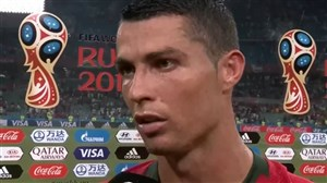 صحبت های رونالدو و سانتوس پس از بازی با اسپانیا