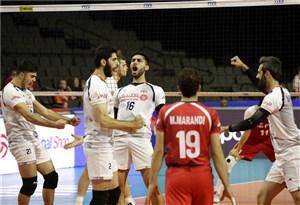ایران 3 – لهستان 0؛ والیبال جشن ملی را تکمیل کرد