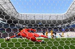 رکورد عجیب پنالتیها در جام جهانی روسیه