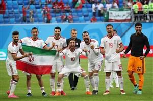 رکوردشکنی حماسی ایران پس از 20 سال در جامجهانی