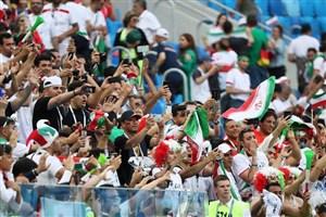 هواداران ایرانی؛ همانی که میخواستیم