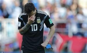 11 پنالتی از دست رفته لیونل مسی