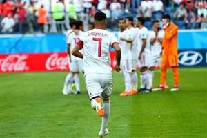 پنج بازیکن تیم ملی در آستانه محرومیت