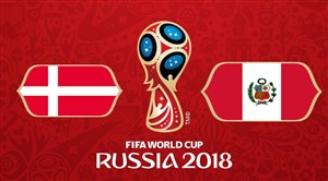 خلاصه بازی پرو 0 - دانمارک 1 (جامجهانی 2018 روسیه)