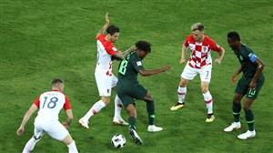 دومین گل به خودی جام 21 برای نیجریه