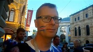 مصاحبه اختصاصی با هواداران ایسلند بعد از بازی آرژانتین