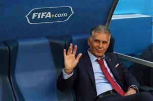 کیروش پنجمین مربی گران جام جهانی شد
