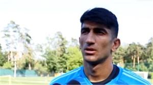 گزارشی از تمرین تیم ملی پس از بازی با مراکش