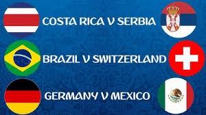 دانستنی های مهم درباره بازی های روز چهارم جام جهانی