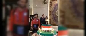 حاشیه های جام جهانی  از تصادف خونین تا تولد محمد صلاح