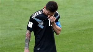 لیونل مسی در مظان اتهام؛ کرواسی آخرین فرصت