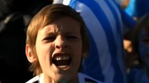 مصاحبه با هواداران آرژانتین بعد از بازی با ایسلند