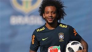 کاپیتان برزیل مقابل سوئیس مشخص شد