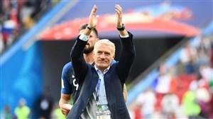 دشان: فرانسه 4 سال در قله فوتبال دنیا خواهد بود