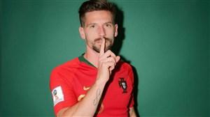 ستاره پرتغال: حق مراکش، باخت به ایران نبود
