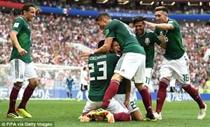 سرمربی مکزیک: لایق پیروز شدن برابر آلمان بودیم