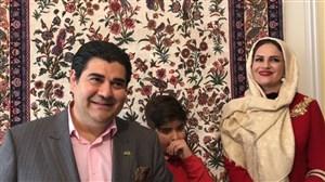 مصاحبه اختصاصی با سالار عقیلی و خانواده در روسیه