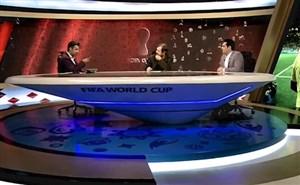 تشبیه موفقیتهای سوئیس و ایران توسط فردوسی پور