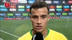 صحبتهای کوتینیو پس از بازی مقابل سوئیس