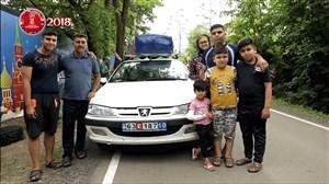 دیدار هواداران با ملی پوشان ایران در کمپ لوکوموتیو