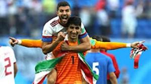 نگاهی به بازی ایران - مراکش و عملکرد مثبت ایران