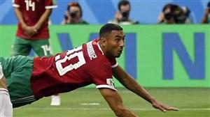 گل به خودی های جام جهانی 2018 روسیه تا امروز