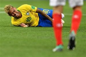 نیمار آماده نیست؛ نیمار تاب تحمل بار برزیل را ندارد!