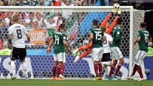 برترین سیو روز چهام مسابقات جام جهانی 2018 روسیه
