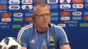 کنفرانس خبری بازی های روز پنجم جام جهانی روسیه