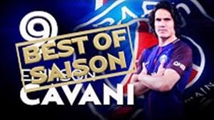 بهترین لحظات به یاد ماندنی ادینسون کاوانی در فصل 18-2017