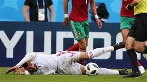 جام جهانی روسیه علیه اردوی استقلال
