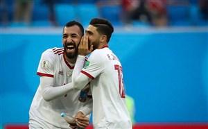 آنالیز عملکرد روزبه چشمی در بازی مقابل مراکش
