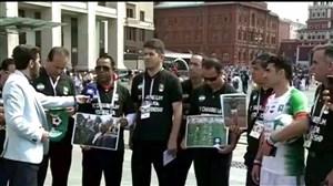 پیام تکاندهنده هواداران تیمملی ایران به جهان فوتبال