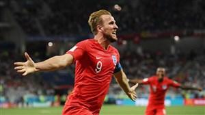 انگلیس 2- تونس 1؛ ستارهای به نام کین