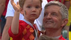 خلاصهی روز پنجم جام جهانی 2018 روسیه