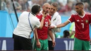 دکتر تیم مراکش: شاید عمرابات به پرتغال نرسد