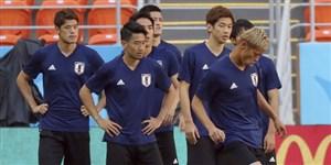 شرایط نامساعد روحی بازیکنان ژاپن پس از زلزله