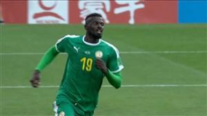 اشتباه عجیب مدافع و گل دوم سنگال توسط (نیانگ)