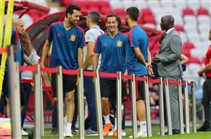 اسپانیای هیهرو با لبخند؛ لایو ممنوع !