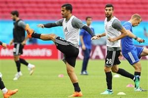 حاج صفی به دیدار با پرتغال می رسد