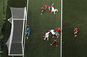 ورود بازیکنان و گل رونالدو به مراکش از دید هواداران